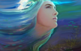 море, рыбы, водоросли, легенда, афродита