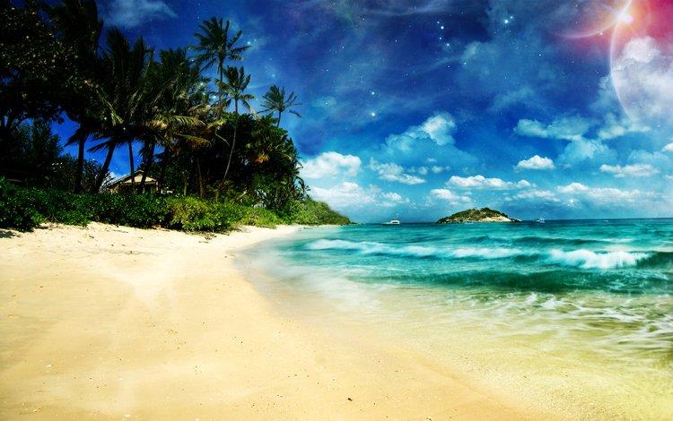 вода, берег, обои, волны, пейзаж, песок, пляж, water, shore, wallpaper, wave, landscape, sand, beach