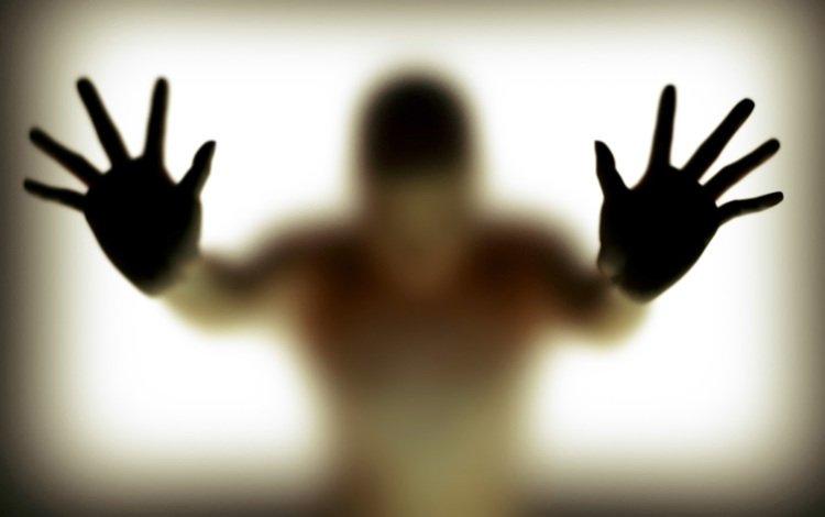 человек, тень, силуэт, руки, people, shadow, silhouette, hands