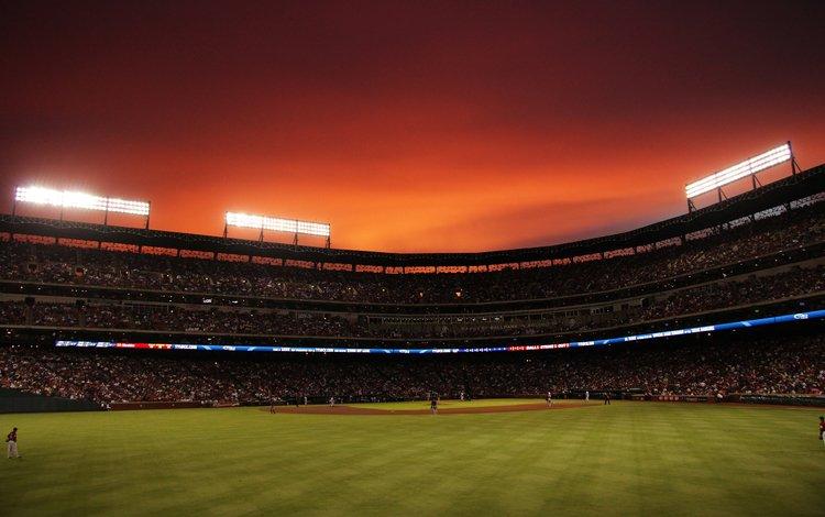 сша, rangers ballpark, стадион, техас, usa, stadium, texas