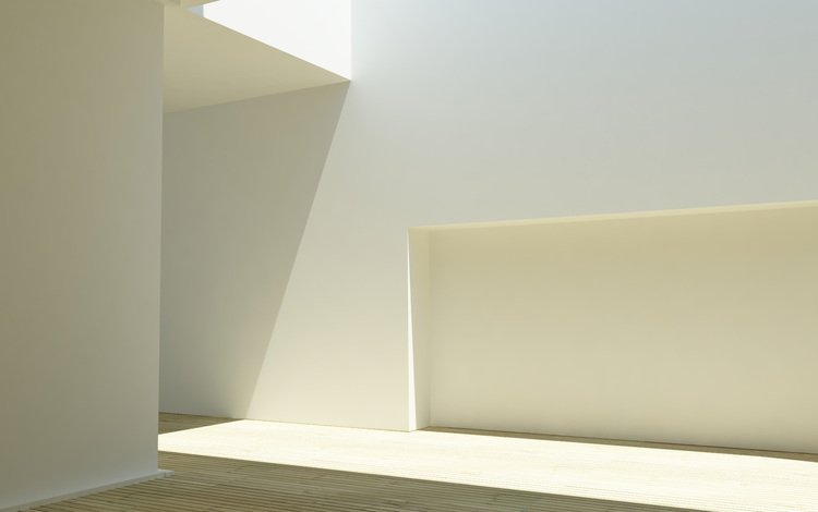 light, design, wall, architecture, the room