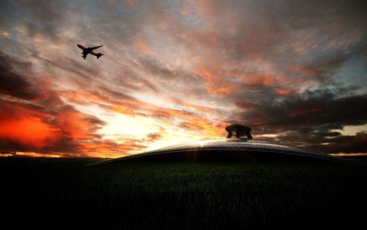 небо, фото, пейзажи, авиация, самолеты, транспорт, техника, аэропорты, the sky, photo, landscapes, aviation, aircraft, transport, technique, airports