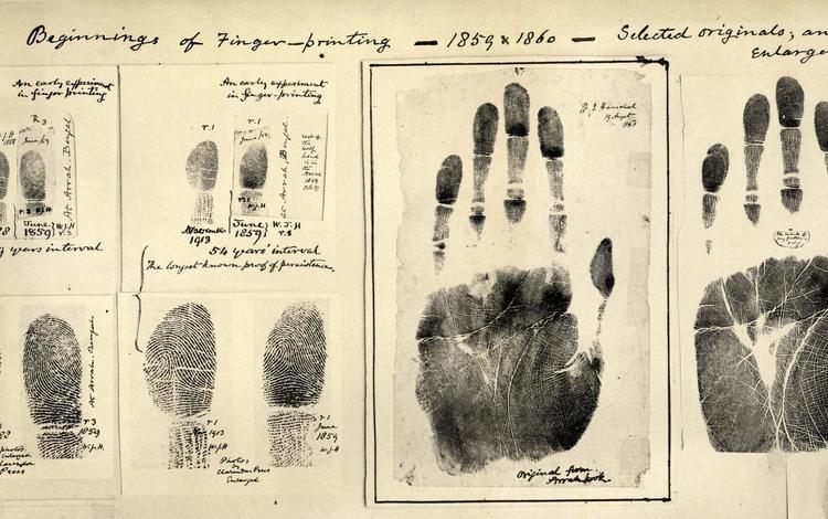 первые, отпечатки, пальцев, first, prints, fingers