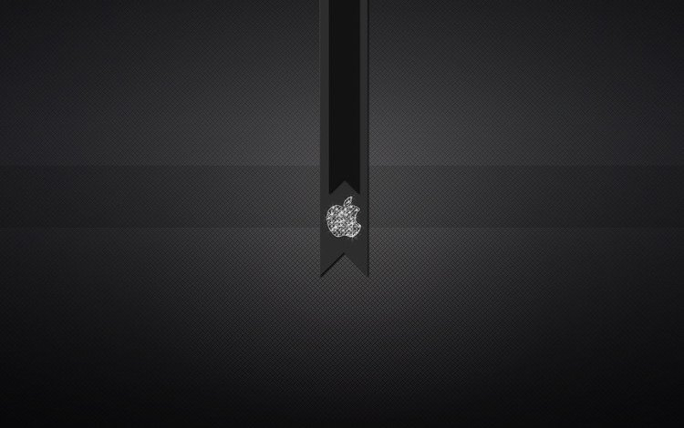 текстура, черный фон, значок, эппл, texture, black background, icon, apple