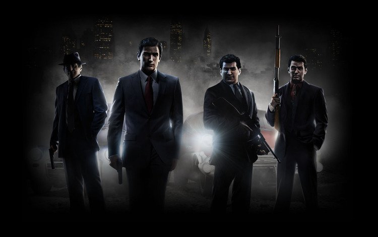 оружие, mafia2, гастеры, weapons, gaster