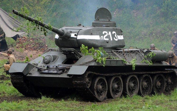 танк, победа, вов, т-34, tank, victory, wwii, t-34