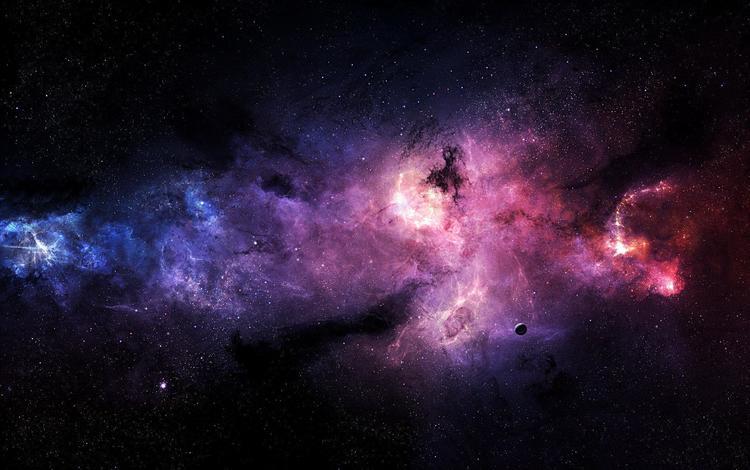 звезды, планета, туманность, stefan veselinov, pyres of atonement, stars, planet, nebula