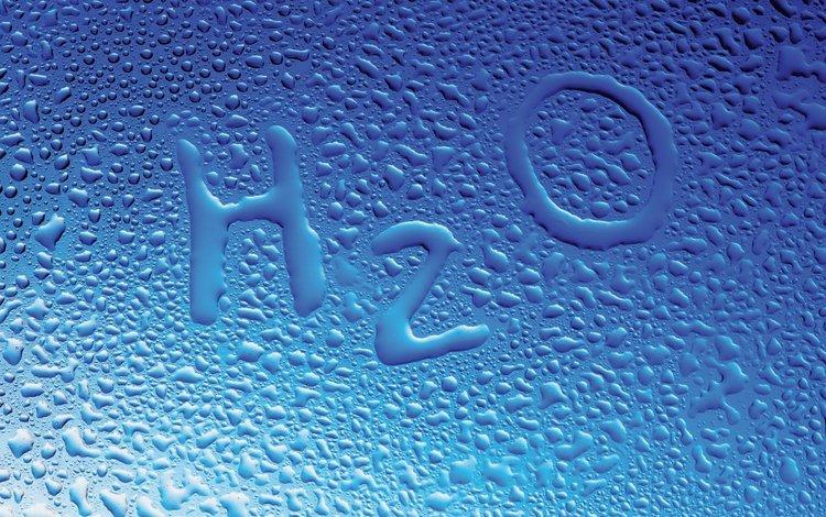 вода, капли, стекло, формула, water, drops, glass, formula
