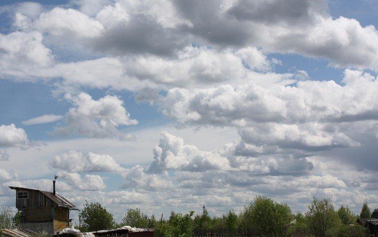 небо, облака, тучи, the sky, clouds