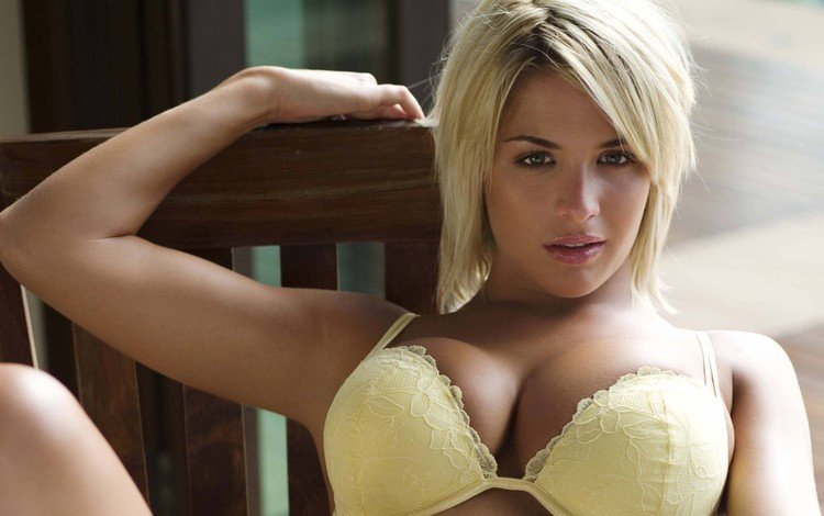 блондинка, грудь, белье, гемма, аткинсон, blonde, chest, linen, gemma, atkinson