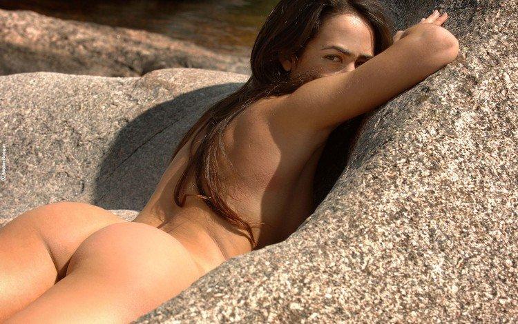 камни, спина, попка, сексапильная, stones, back, ass, sexy
