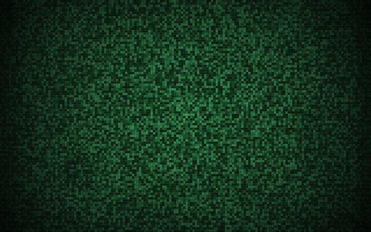 зелёный, мозаика, плитка, green, mosaic, tile