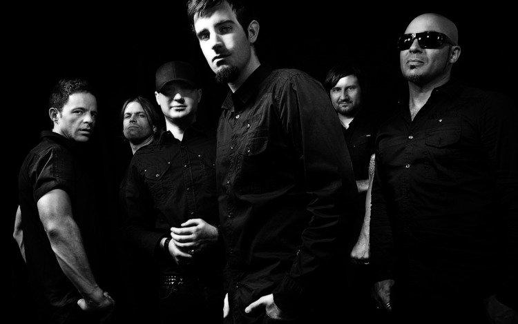 группа, черно-белая, чб, pendulum, cостав, drum and bass, наскальные, group, black and white, bw, composition, rock