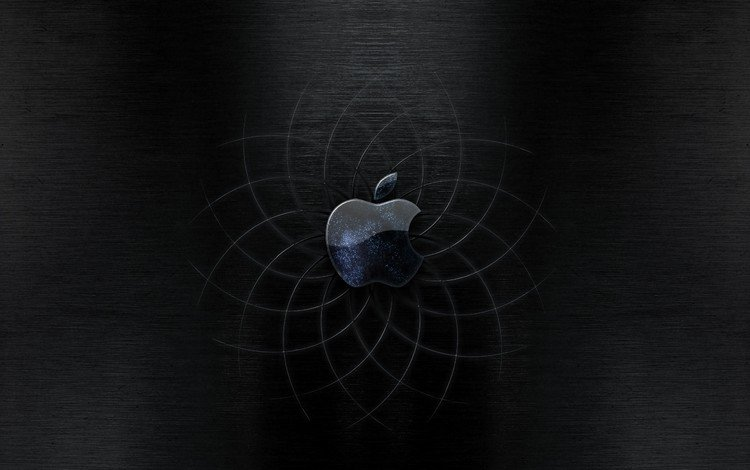 black, curves, apple