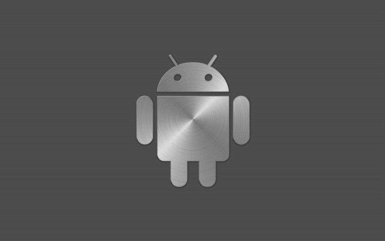 робот, лого, андроид, сталь, значок, ос, гугл, robot, logo, android, steel, icon, os, google