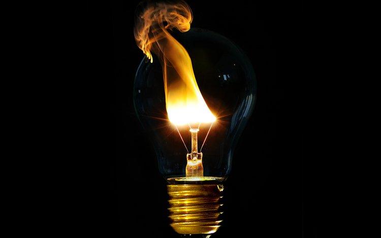 обои, огонь, лампа, wallpaper, fire, lamp