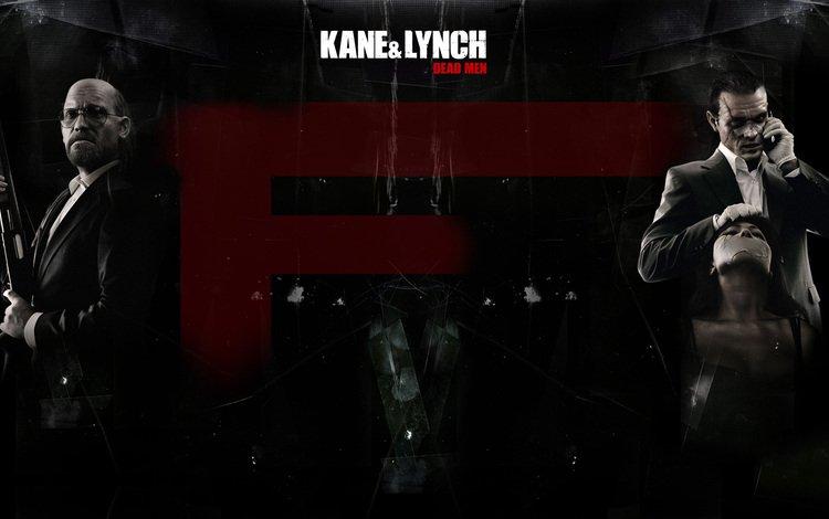 black, kane & lynch, dead men
