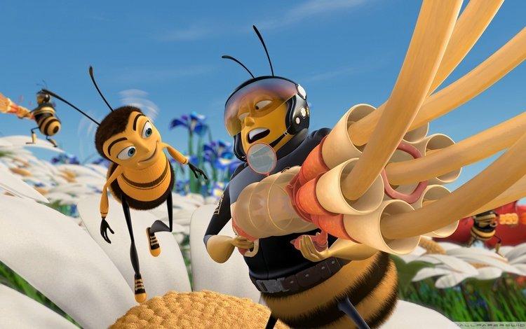 пчела, би муви, би муви: медовый заговор, bee, bee movie, bee movie: honey conspiracy