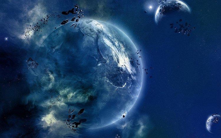 космос, планета, space, planet