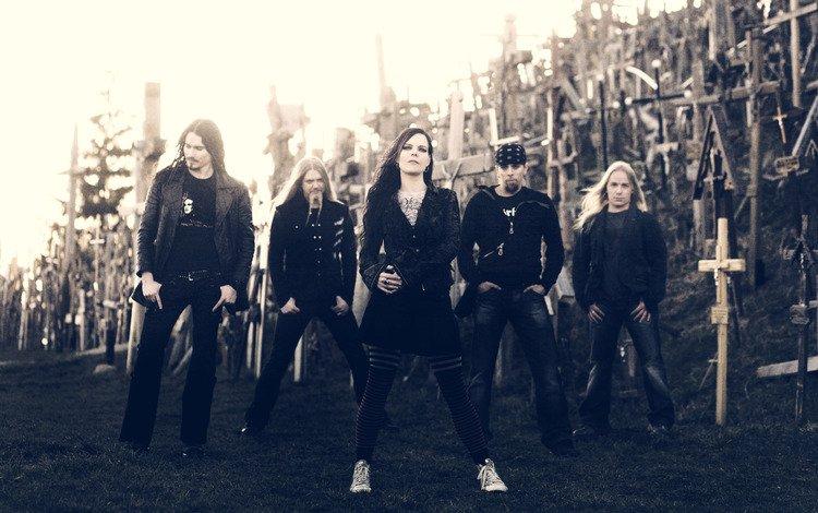 метал, nightwish, dark passion play, sympho, промо, metal, promo