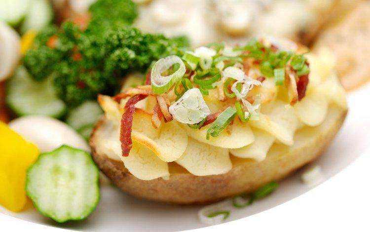 еда, лук, картошка, лучок, чипсы, food, bow, potatoes, onion, chips