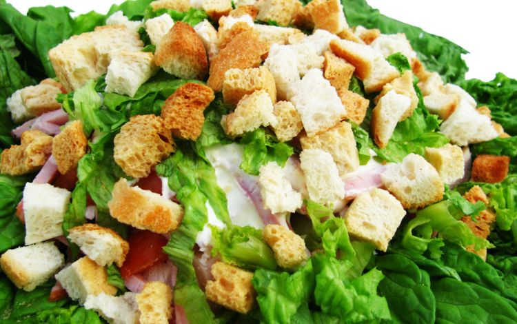 салат, цезарь, salad, caesar