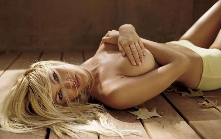 девушка, блондинка, грудь, тело, girl, blonde, chest, body