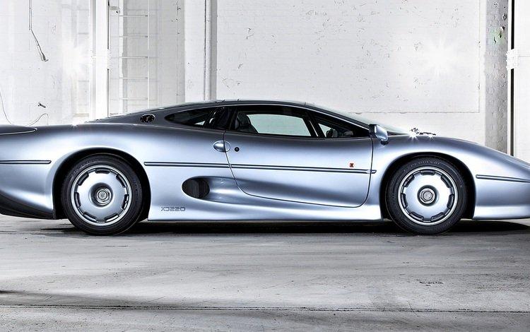 jaguar xj220 13, ягуа́р, jaguar
