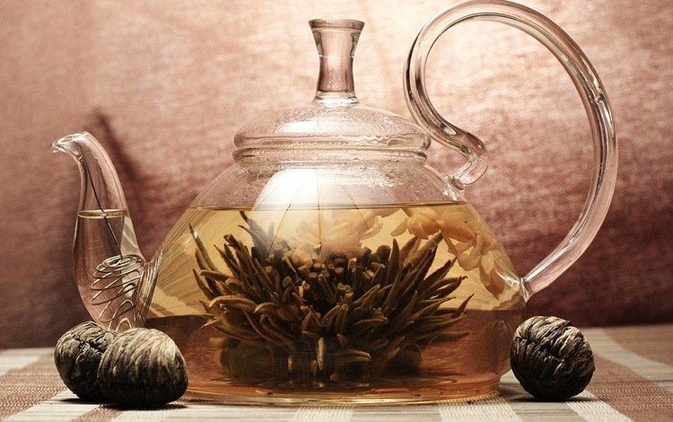 "чай, чайник, связанный чай, элитный сорт зеленого чая, ""моли мэй жэнь"", шарик с цветком жасмина"", жасминовый чай, tea, kettle, associated tea, elite varieties of green tea, ""moli mei ren"", ball with a jasmine flower"", jasmine tea"