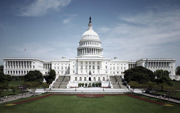 вашингтон, сша, белый дом, капитолий, washington, usa, the white house, capitol