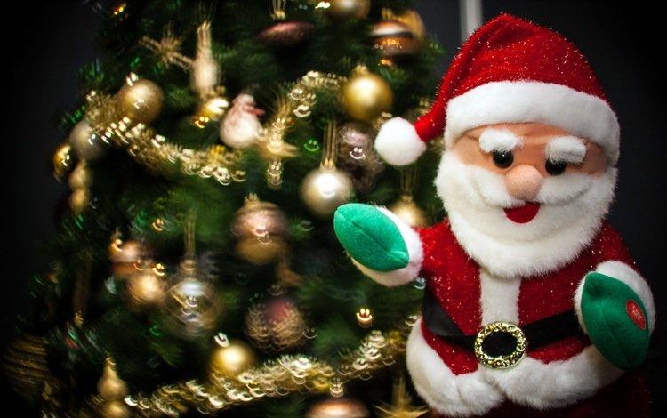 новый год, елка, украшения, игрушка, дед мороз, праздник, new year, tree, decoration, toy, santa claus, holiday