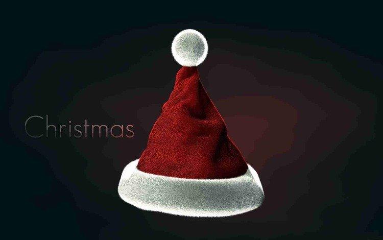 новый год, зима, шапка, рождество, санта клаус, new year, winter, hat, christmas, santa claus