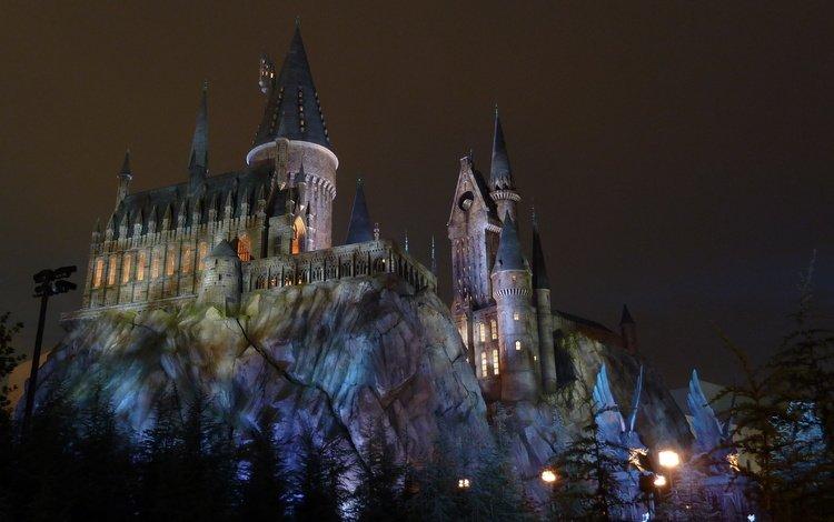 хогвардс, школа магии, hogwarts, school of magic