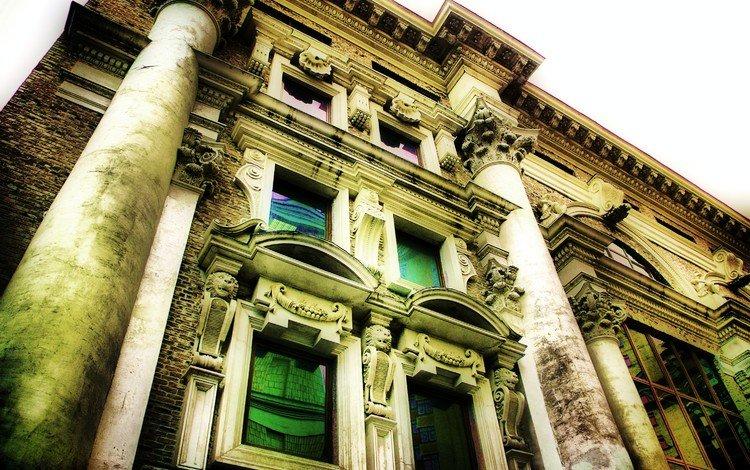 дом, фасад, house, facade