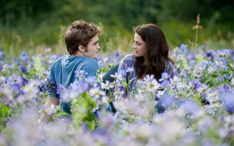 twilight, bella, edward