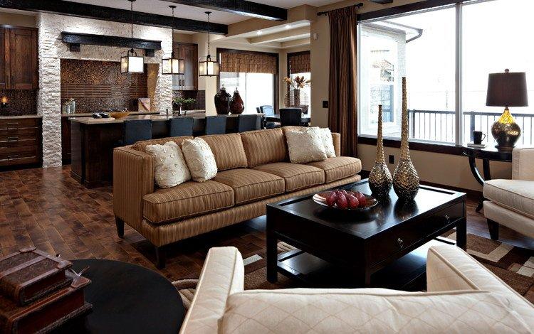 стиль, интерьер, гостиная, барная стойка, style, interior, living room, bar