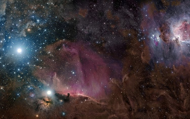 туманность, nebula