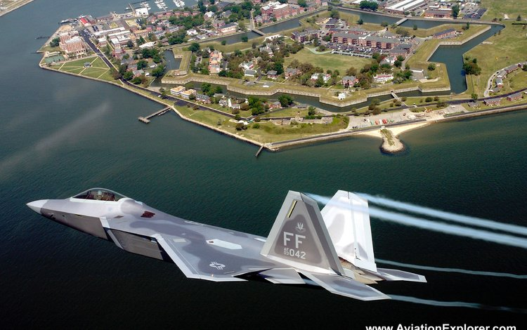 the plane, raptor, f22, more