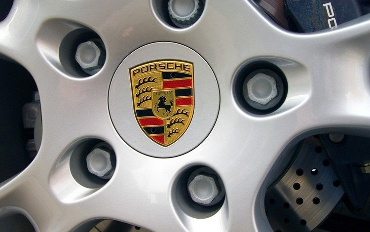лого, porsh, kapot, logo
