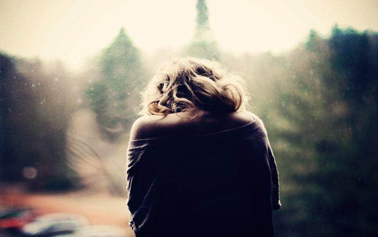 девушка, настроение, отражение, грусть, город, окно, стекло, girl, mood, reflection, sadness, the city, window, glass