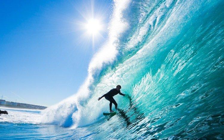 серфинг, surfing