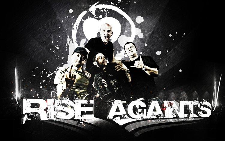 bera, rise againts, наскальные, rock