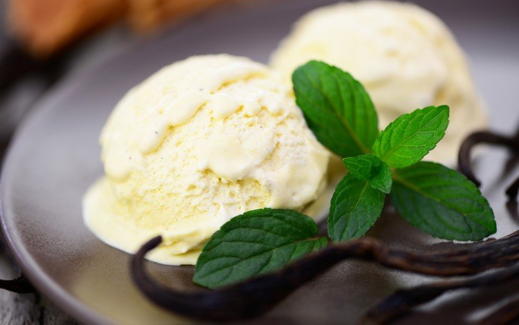мята, мороженое, сладкое, десерт, mint, ice cream, sweet, dessert