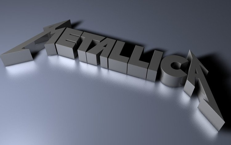 ядро, лого, металлика, -, logo, metallica