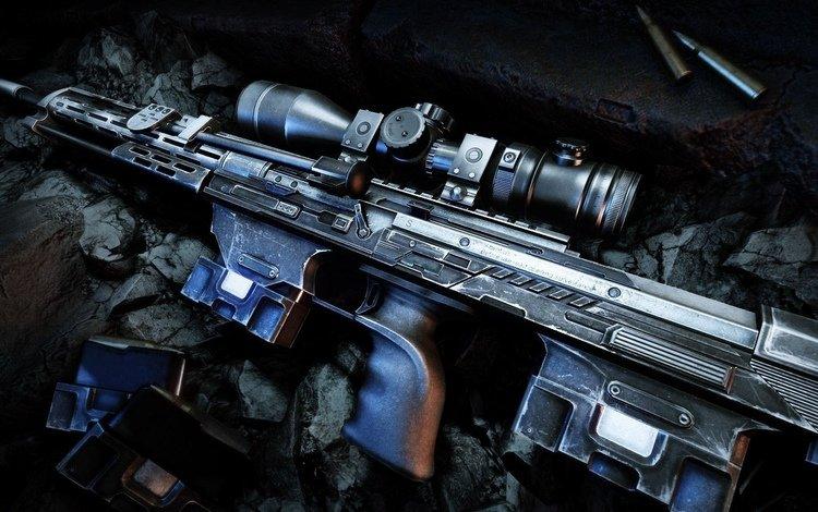патроны, пистолеты, dsr-50, снайперская винтовка, cartridges, guns, sniper rifle