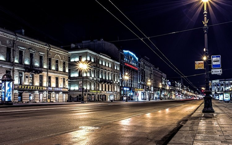 ночной санкт-петербург, night saint petersburg