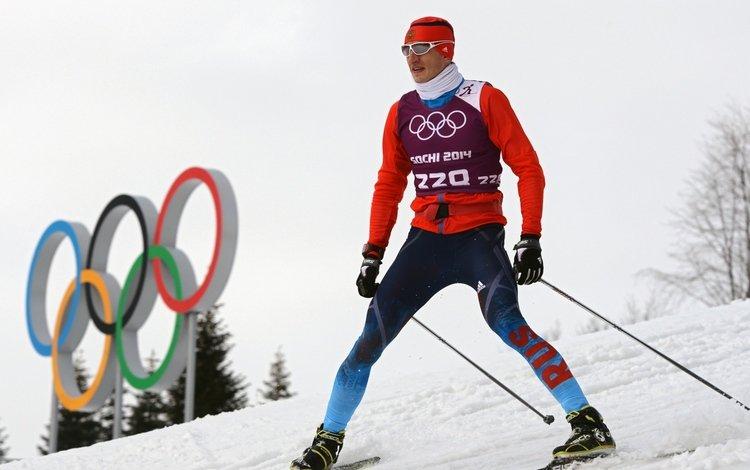 сочи 2014, александр легков, серебряный призёр, sochi 2014 olympic winter, sochi 2014, alexander legkov, silver medalist