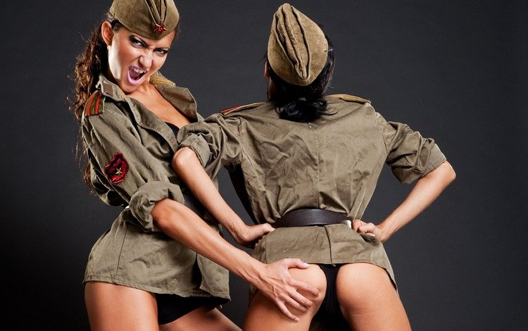 Голые военные фото 20927 фотография