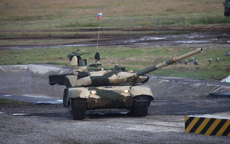 tank, mbt, the armed forces of russia, t-90ms