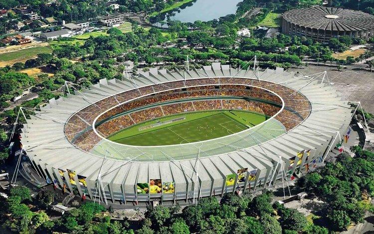 новый стадион чемпионата мира по футболу в бр, new stadium world cup in br